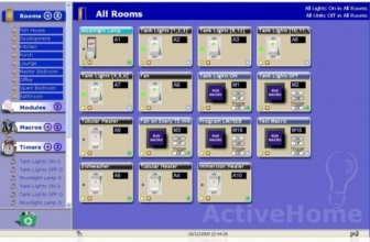 A Quick Review of ActiveHome Pro the Smart Home Automation Software
